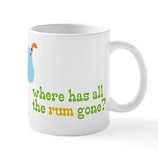 Rum Gone Mug