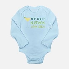 Top Shelf Long Sleeve Infant Bodysuit