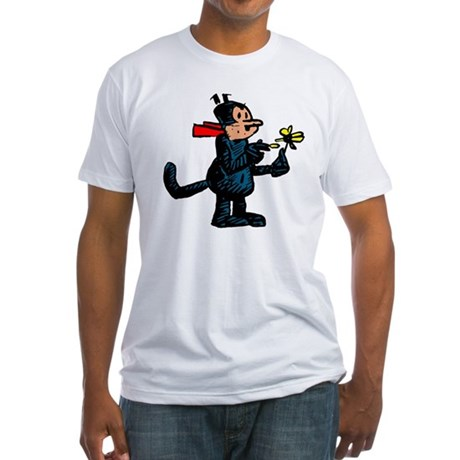 """Krazy Kat Decides"" T-shirt T-Shirt"