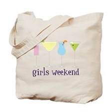 Girls Weekend Tote Bag