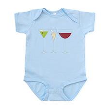 Drink Trio Infant Bodysuit