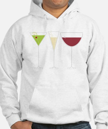 Drink Trio Jumper Hoody