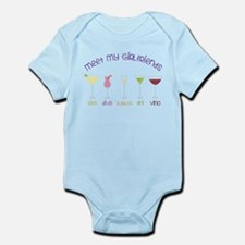 My Girlfriends Infant Bodysuit