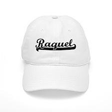Black jersey: Raquel Baseball Cap