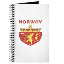 Norway Coat of arms Journal
