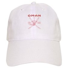 Oman Coat of arms Baseball Cap