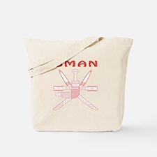 Oman Coat of arms Tote Bag