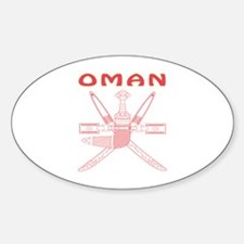 Oman Coat of arms Decal