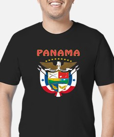 Panama Coat of arms T