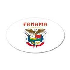 Panama Coat of arms Wall Decal