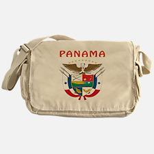 Panama Coat of arms Messenger Bag