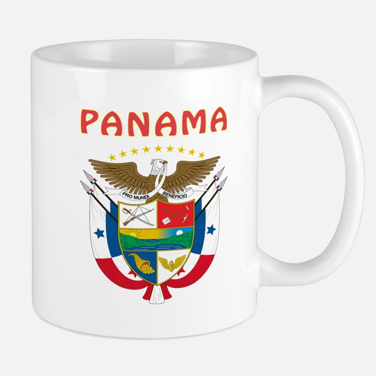 Panama Coat of arms Mug
