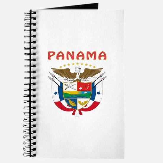 Panama Coat of arms Journal