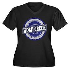 Wolf Creek Ski Resort Colorado - Blue Women's Plus