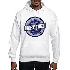Mary Jane Ski Resort Colorado - Blue Hoodie