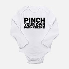 Pinch your own! Infant Creeper Body Suit