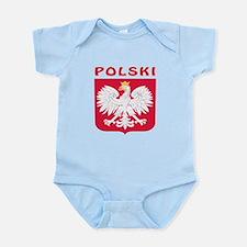 Polski Coat of arms Onesie