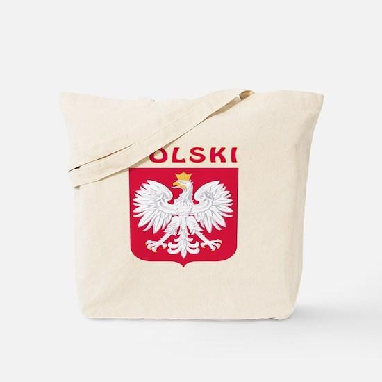 Polski Coat of arms Tote Bag