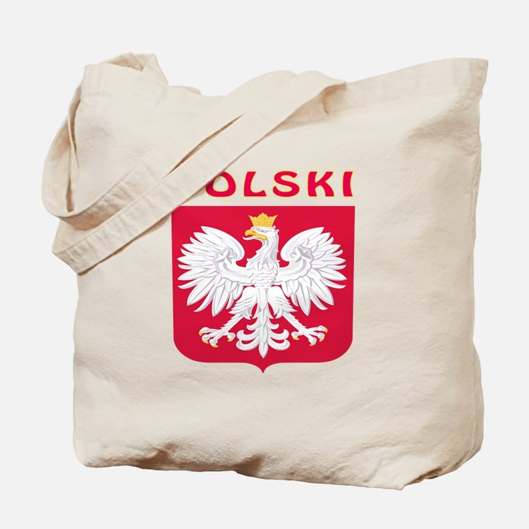 Polski Coat of arms Tote Bag