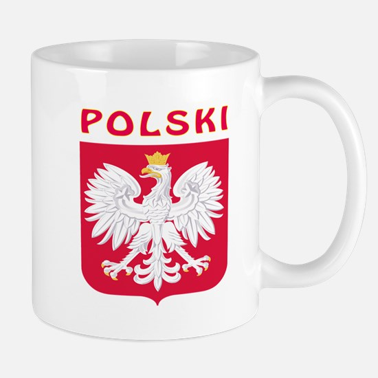 Polski Coat of arms Mug