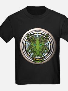 Alder Celtic Greenman Pentacle T
