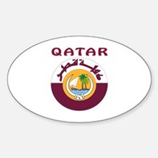 Qatar Coat of arms Decal