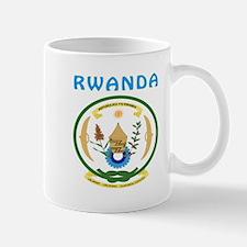 Rwanda Coat of arms Mug
