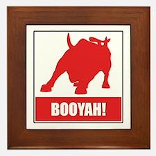 Viva La Booyah! Framed Tile