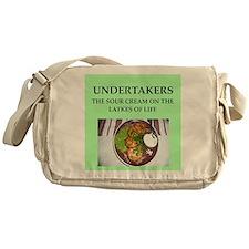 undertaker Messenger Bag