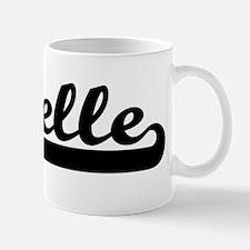Black jersey: Janelle Mug