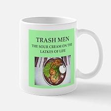 trash men Mug