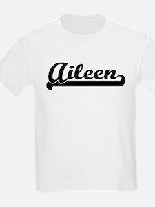 Black jersey: Aileen Kids T-Shirt