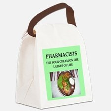 pharmacists Canvas Lunch Bag