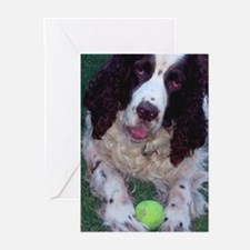 Cold Wet Nose w/URL Greeting Cards (Pk of 10)
