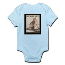 1954 JUNE Infant Bodysuit