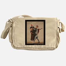 1956 SEPTEMBER Messenger Bag