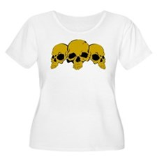 Vector Skulls T-Shirt