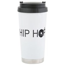 Hip Hop Vinyl Travel Mug