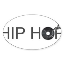 Hip Hop Vinyl Decal