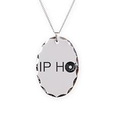 Hip Hop Vinyl Necklace