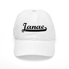 Black jersey: Janae Baseball Cap