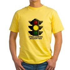 Challenge Accepted Funny T-Shirt T