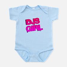 DJs Girl Infant Bodysuit