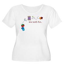 Sew Much Fun T-Shirt