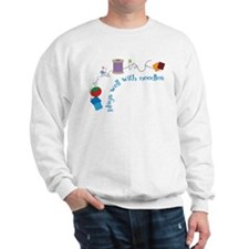 Plays Well Sweatshirt