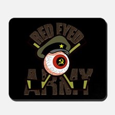 Red Eyed Army Mousepad