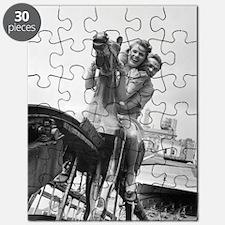 Coney Island Steeplechase Ride 1824064 Puzzle