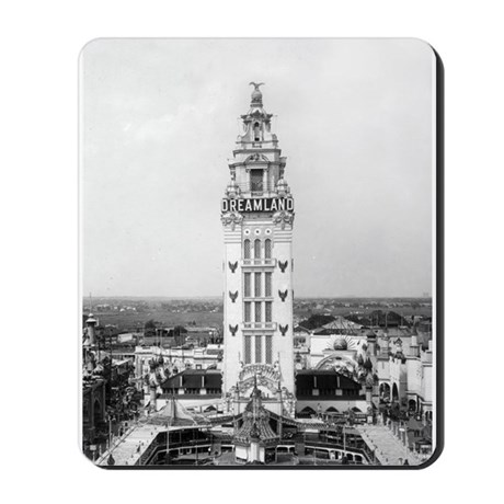 Coney Island Dreamland 1824053 Mousepad