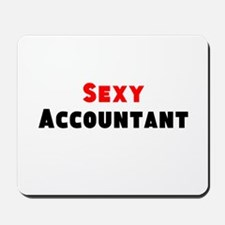 Sexy Accountant Mousepad
