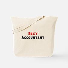 Sexy Accountant Tote Bag